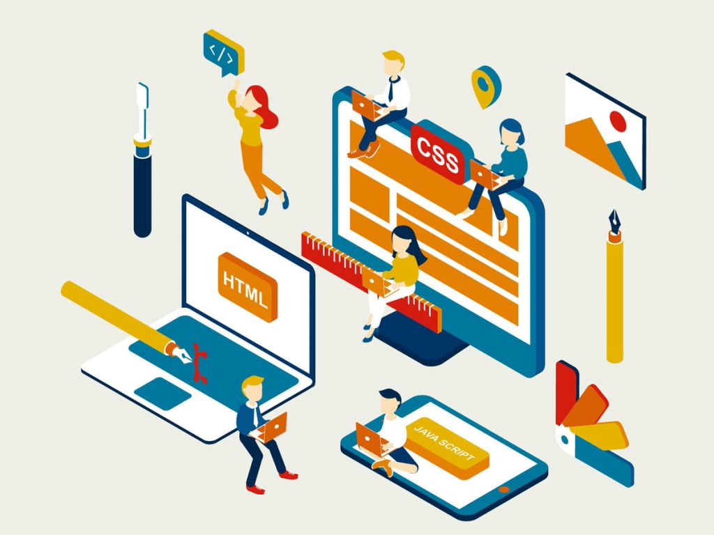 Web Development - ClickVision All-in-One Digital Marketing Agency