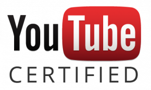 Youtube Certificate - ClickVision All-in-One Digital Marketing Agency