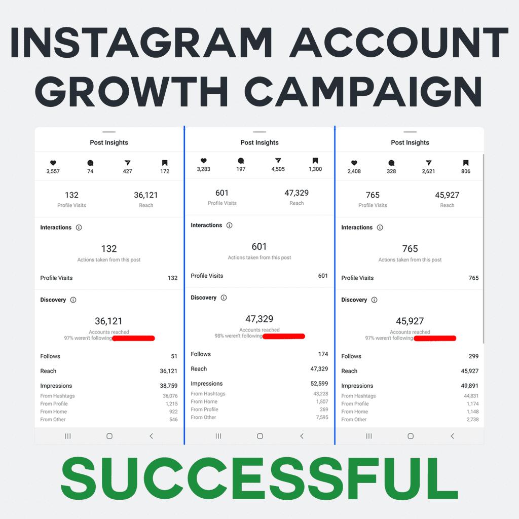 instagram reach