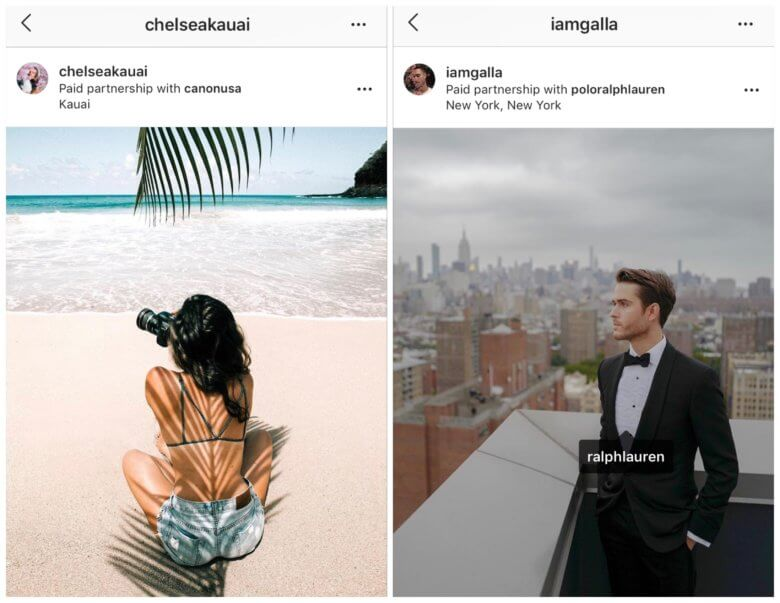 Partner with influencers - How To Grow Your Brand On Social Media
