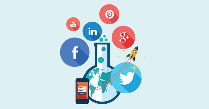 Choose the right social media platforms